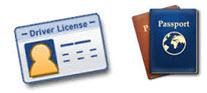 Passport-Drivers License